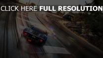need for speed voitures de sport autoroute