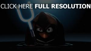 angry birds star wars capuchon lightsaber
