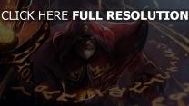 warlock sort de magie dota 2