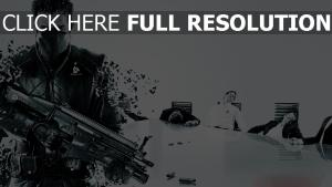syndicate fusil d'assaut tueur