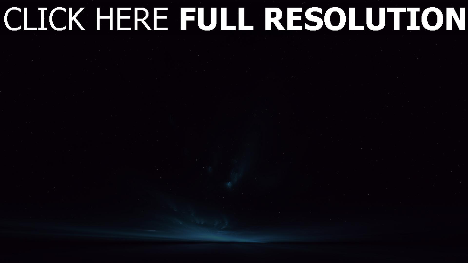 Fabuleux Télécharger 1920x1080 Full HD Fond d'écran nuit nébuleuse ciel  DF94