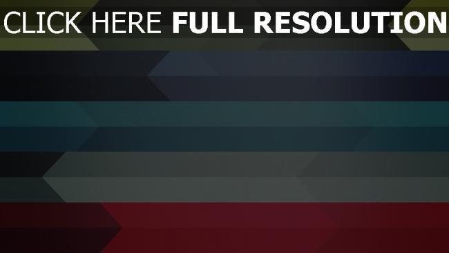 fond d'écran hd flèche ligne multicolore