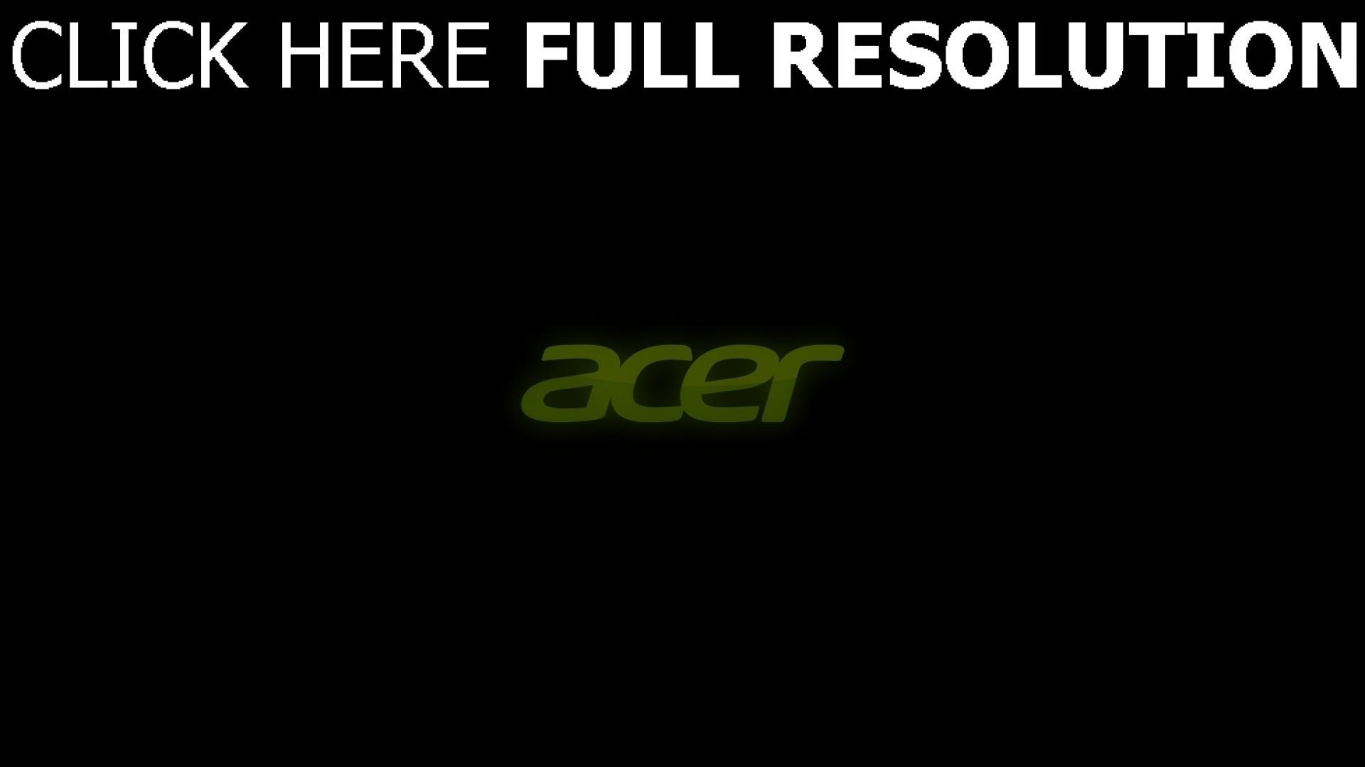 T 233 L 233 Charger 1920x1080 Full Hd Fond D 233 Cran Acer Logo De La
