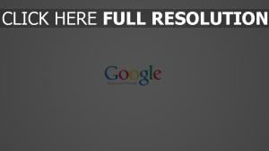 google logo de la marque