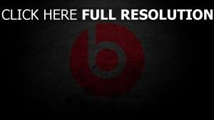 monster beat casque logo de la marque