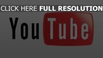 youtube inscription arrière-plan