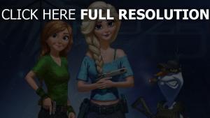 la reine des neiges elsa snow pistolet