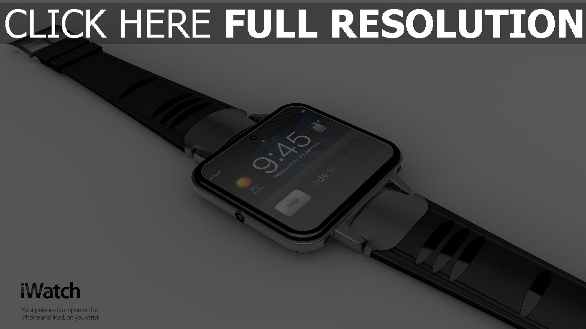 fond d'écran 1920x1080 iwatch apple montre-bracelet