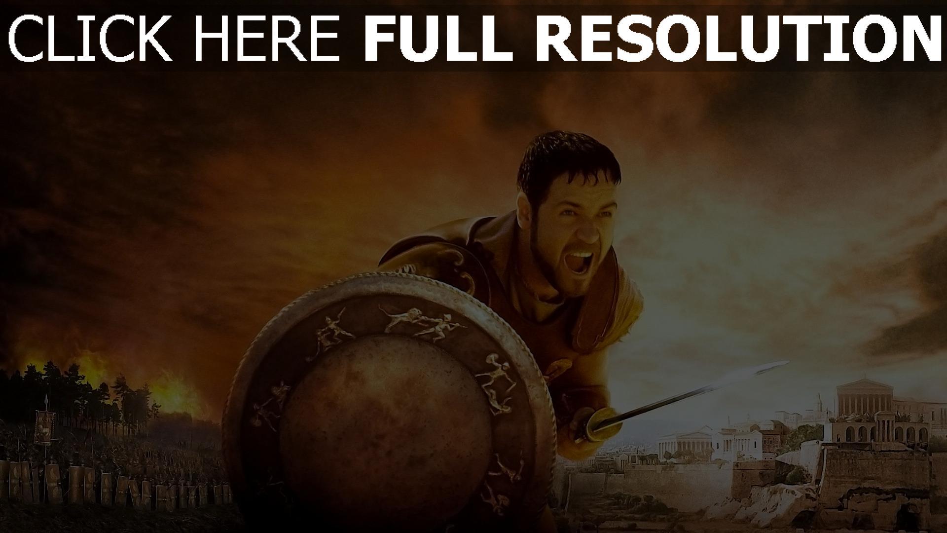 fond d'ecran gratuit gladiator