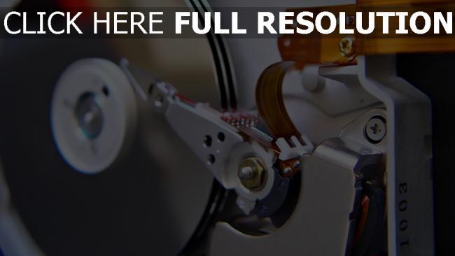 fond d'écran hd moteur disque gros plan
