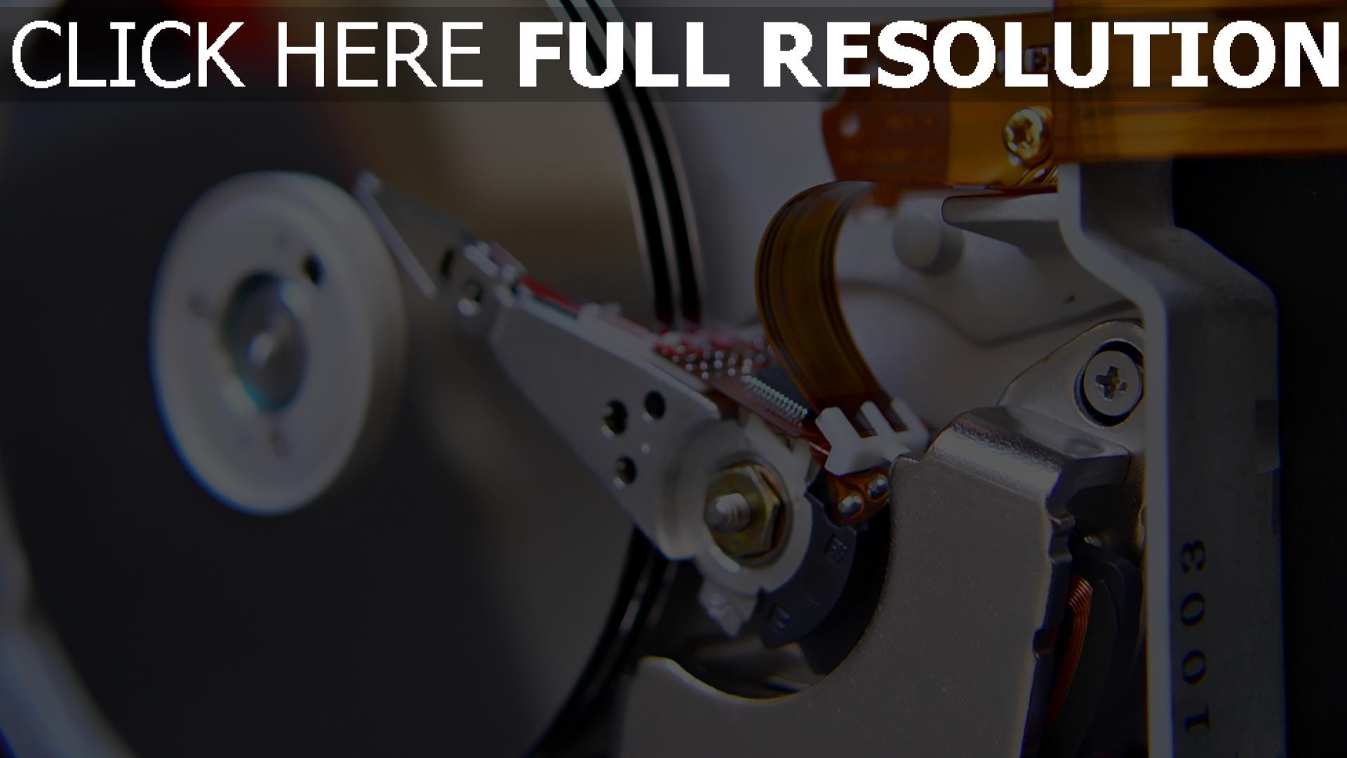 fond d'écran 1920x1080 moteur disque gros plan