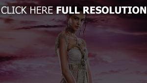 dieux d'égypte robe beau