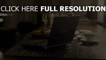 vaio ordinateur portable bureau