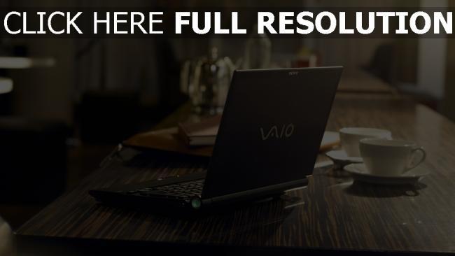 fond d'écran hd vaio ordinateur portable bureau