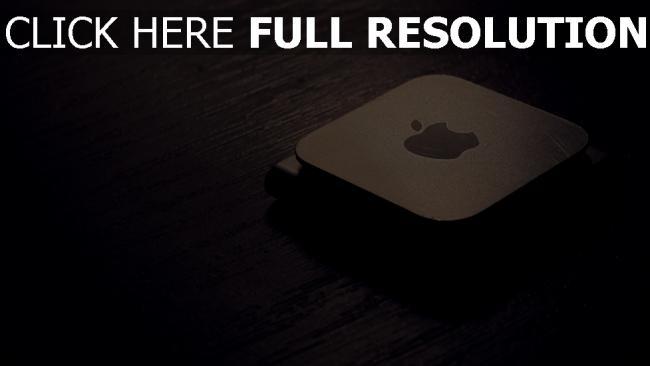 fond d'écran hd apple processeur élégant