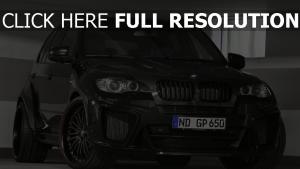 bmw x5 sport active vehicule tuning