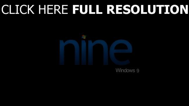 fond d'écran hd windows inscription fonce arrière-plan