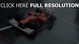 formule 1 ferrari bolide vitesse