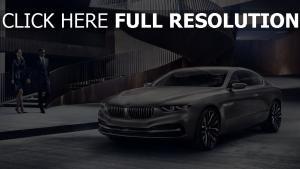 bmw m3 couple gris voitures de luxe
