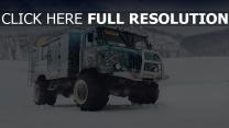 gaz-66 camion aérographe carélie