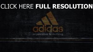 adidas logo graffiti