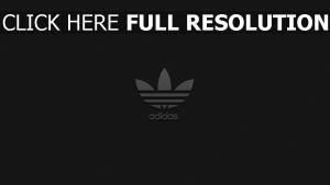 adidas gris logo