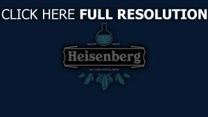 heisenberg breaking bad logo