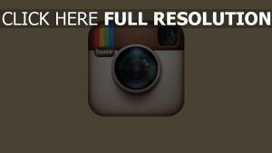 instagram logo caméra