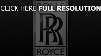 rolls royce logo voitures de luxe
