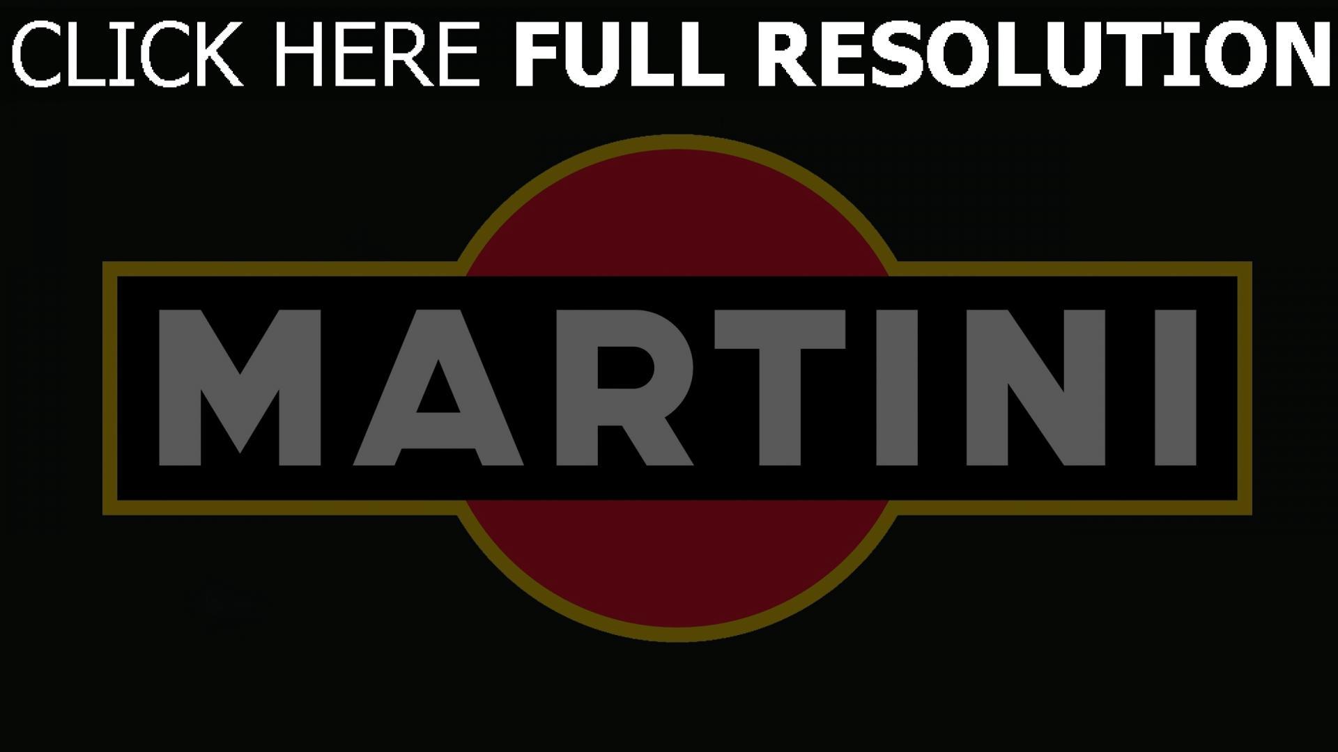 fond d'écran 1920x1080 martini inscription foncé arrière-plan