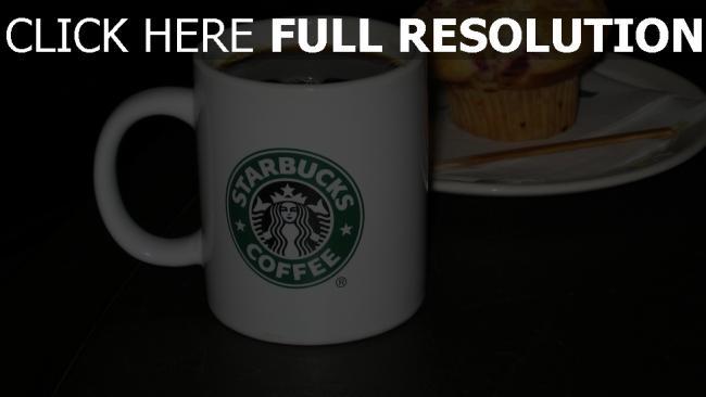 fond d'écran hd starbucks café tasse