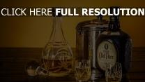 whisky bouteille coquetier