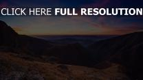 montagne desert ciel turquie