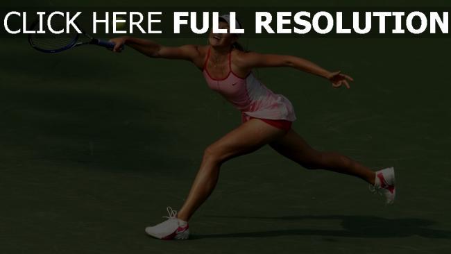fond d'écran hd tennis athlète balle grimace,
