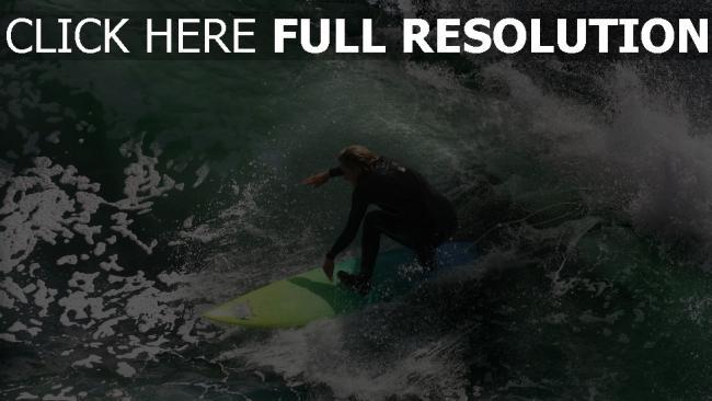 fond d'écran hd surf vague planche australie