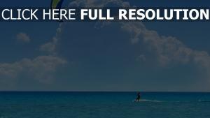 ski nautique horizon seychelles
