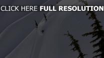 ski montagne suisse vue aérienne