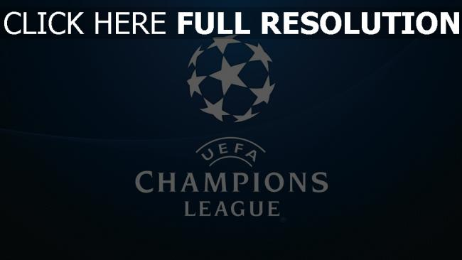 fond d'écran hd uefa affiche football