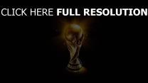 football coupe illuminée