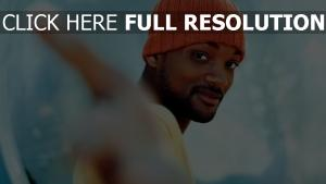 will smith chapeau acteur geste