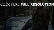 tom hiddleston costume veste cuir rue royaume-uni