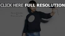gerard butler caméra selfie beau