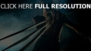 hugh jackman lame muscles acteur