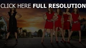 desperate housewives rue personnages principaux