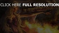 game of thrones daenerys targaryen geste blond