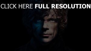 peter dinklage visage gros plan game of thrones