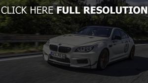 bmw m6 voiture de sport vitesse