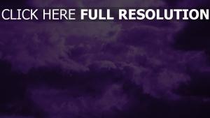 nuage pourpre arrière-plan
