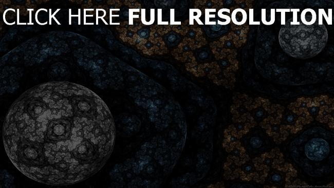 fond d'écran hd motif multicolore figure sphère