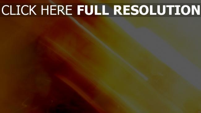fond d'écran hd rayon orange arrière-plan flou